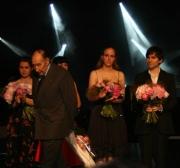 Concert au Théâtre des Champs-Elysées,