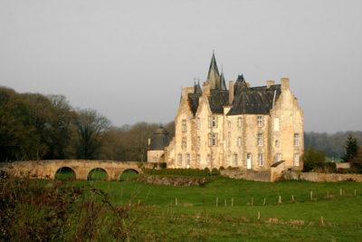 Château de Bourgon @ Mayenne, Château de Bourgon | Montourtier | Pays de la Loire | France