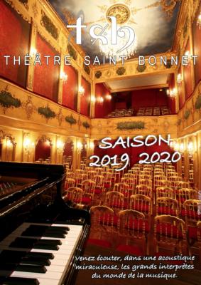 [:fr]Bourges, Théâtre Saint Bonnet[:] @ Théâtre Saint Bonnet | Bourges | Centre-Val de Loire | France