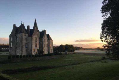 [:fr]Château de Bourgon[:] @ Mayenne, Château de Bourgon