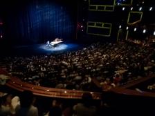 Israël, opéra de Tel Aviv,  2010