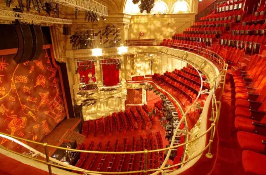 [:fr]Paris[:] @ Théâtre Mogador | Paris | Île-de-France | France